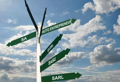 Bien choisir son statut juridique | Finance entreprise management | Scoop.it