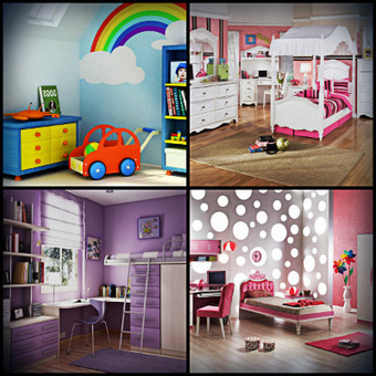 Rooms Your Kids Will Love: Design with Them in Mind | DirectBuy of Woodbridge | Scoop.it