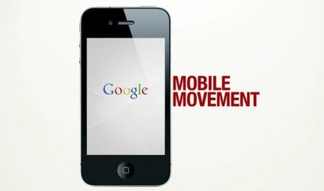 Les usages des smartphones en vidéo ! | Mon média-monde | Scoop.it