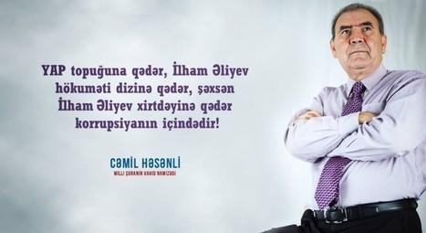 Kampania wyborcza po azersku | Wybory prezydenckie w Azerbejdżanie 2013 | Scoop.it