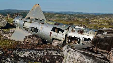 This Island Holds the Decaying Remains of the Soviet Nuclear Fleet | Strange days indeed... | Scoop.it
