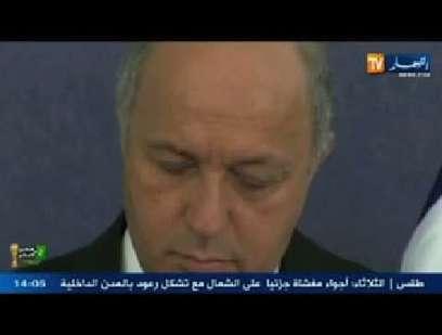 Laurent Fabius s'endort en pleine réunion à Alger | DavidDcom | Scoop.it