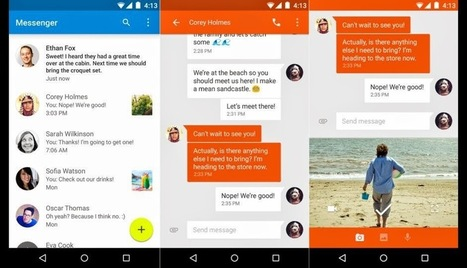 Google Releases Messenger for Android - Cyber Kendra - Latest Hacking News And Tech News | Cyber Kendra - Hacking and Security News | Scoop.it