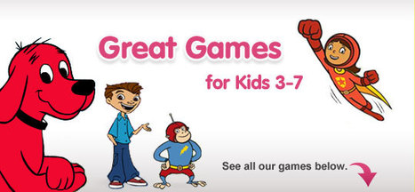 Learning Games at Scholastic.com | Educational websites to use at home | Scoop.it