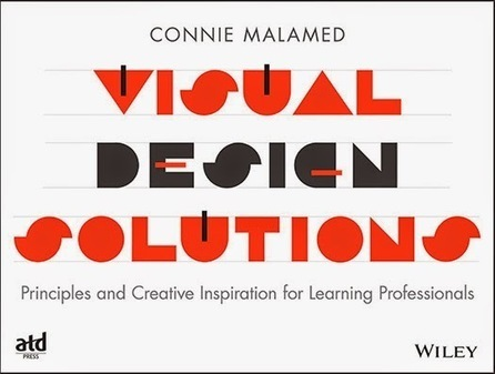 "bozarthzone: A Spring Treat: Connie Malamed's New ""Visual Design Solutions"" 