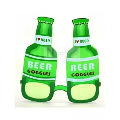 Funny Glasses Beer Goggles   Nefsuits   Scoop.it