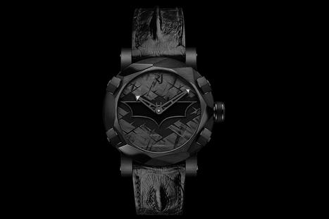 RJ-Romain Jerome Batman-DNA : Homme d'affaires le jour et Héros la nuit ! | Montre, Horlogerie,Chronos | Scoop.it