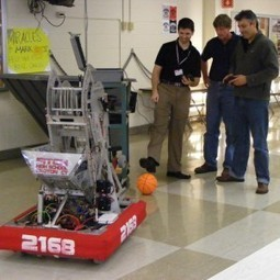 Businesses see value in robotics | STEM Studies | Scoop.it