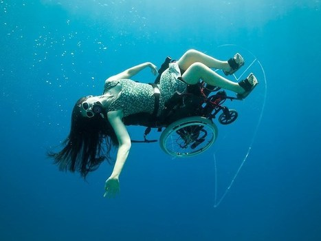 Deep sea diving ... in a wheelchair | Scuba Diving | Scoop.it
