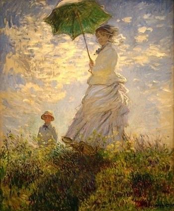 Monet - Les années Argenteuil | Arts et FLE | Scoop.it