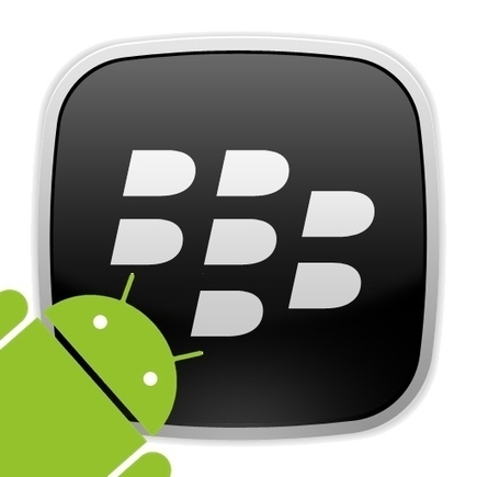 BlackBerry facilitera l'installation des applications Android | Security & Smartphone | Scoop.it
