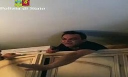 Fugitive mafia boss found hiding in secret room in his own house | La Gazzetta Di Lella - News From Italy - Italiaans Nieuws | Scoop.it