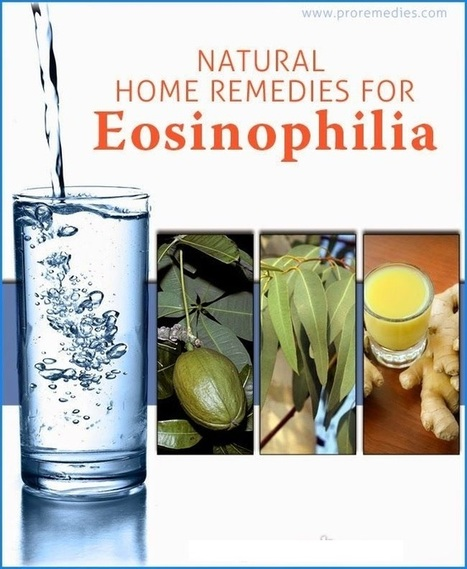 Natural Home remedies & diet for eosinophilia | Healthcare News | Scoop.it