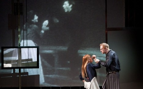 Edinburgh International Festival: Hamlet, Royal Lyceum Theatre Edinburgh, review   Performance and Acting   Scoop.it