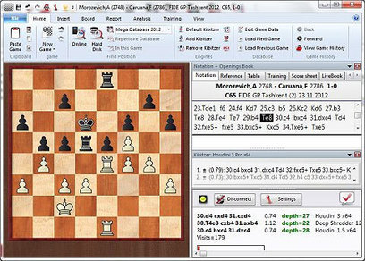 ChessBase.com - Chess News - ChessBase 12 has arrived!   Chess on the net   Scoop.it