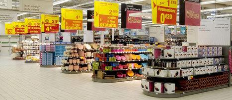Interbrand | Carrefour | Identité de marque | Scoop.it