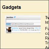 [Astuce] Gmail : intégrez Facebook ou Twitter à la messagerie | 01net.com | Social Media Curation par Mon-Habitat-Web.com | Scoop.it