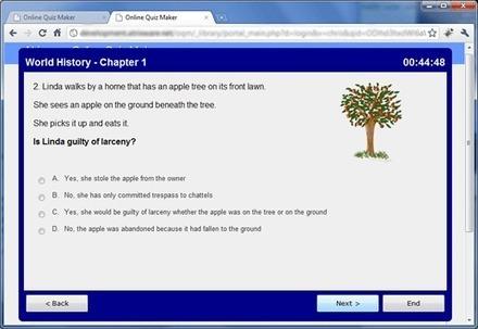 Atrixware Online Quiz Maker   eDidaktik   Scoop.it