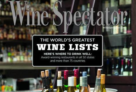 Missouri Honored or Snubbed by Wine Spectator? | Le Vin en Grand - Vivez en Grand ! www.vinengrand.com | Scoop.it