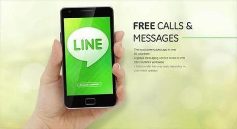 Aún agotando la batería! Line le gana la batalla a WhatsApp en Android | cmdays consulting | Scoop.it