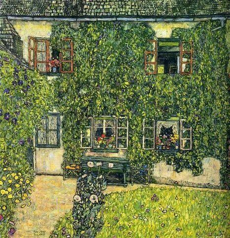 Het Huis van Guardaboschi - Olieverfschilderijen | Landscapes oil paintings | Scoop.it