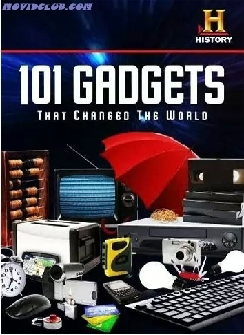 MOVID CLUB: 101 GADGETS THAT CHANGED THE WORLD - DOCUMENTARY | MOVIDCLUB | Scoop.it