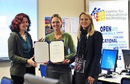 International recognition for UCT Open Educational Resources: Dr ... | Open Research & Learning | Scoop.it
