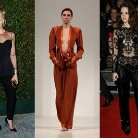 The 20 Sexiest Jumpsuit Moments in Fashion History - Styleite | G3 & ME:  Lifestyle of the Glitzy-Glam Girl | Scoop.it