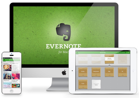 Evernote 5 For Mac and iOS: 10 New Features You Should Know | Mellon Library Links | Scoop.it