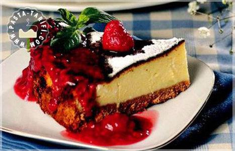 Limonlu Frambuazlı Kek Tarifi | Tatlı ve Kurabiye Tarifleri | Scoop.it