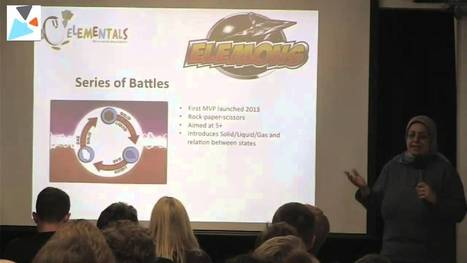 Eiman Munro: the madness behind the method of games in the classroom at #LEGup - YouTube | Common Core Algebra 1 | Scoop.it