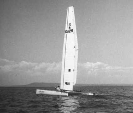 C-class, l'épopée Australienne. (1ère partie 1963 -> 1977) | Wing sail technology | Scoop.it