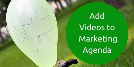 How to *Easily* Add Videos to Your Marketing Agenda | Online Marketing Resources | Scoop.it