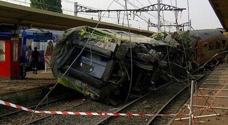 Brétigny-sur-Orge: comment la SNCF réagit-elle en cas d'accident?   Lifestyle   Scoop.it