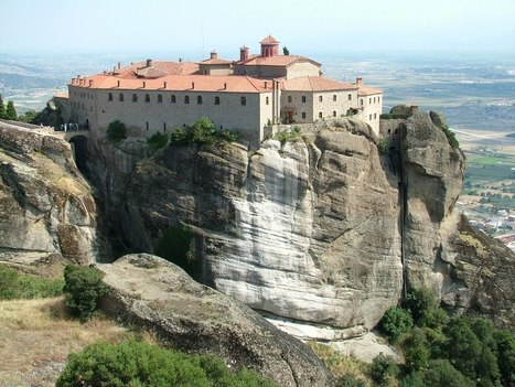 The Holy Monastery of St. Stephen | Ancient Castles & Monasteries | Scoop.it