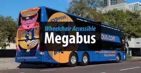 Wheelchair Accessible Megabus Service in Florida - WheelchairTravel.org | Accessible Travel | Scoop.it
