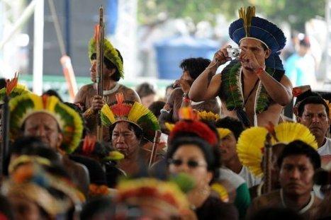 Rio+20: une foule multicolore se mobilise pour sauver la planète au ... - RTL.be | Gaia news | Scoop.it