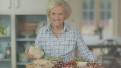 If we did social media for... Mary Berry - We Are Social UK | Vloasis humor | Scoop.it