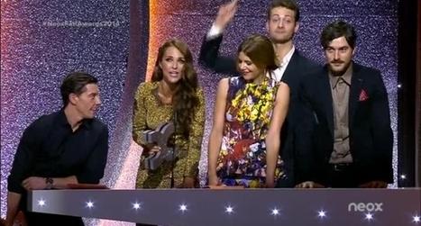 Velvet gana el Neox Fan Awards 2014 como la mejor serie del año - ANTENA 3 TV   Altres webs d'interès   Scoop.it