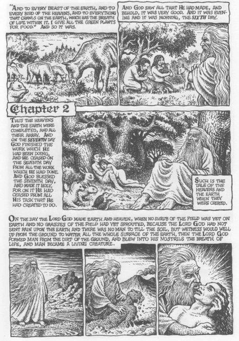 Paris Review - The Art of Comics No. 1, R. Crumb   Pop Culture in Education   Scoop.it