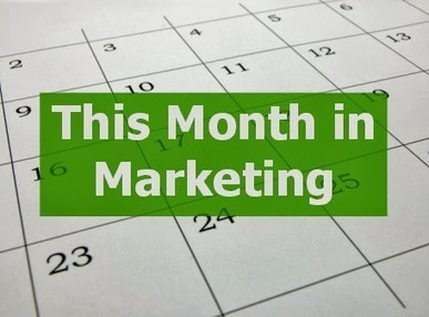 This Month in Marketing - September Edition | MarketingHits | Scoop.it
