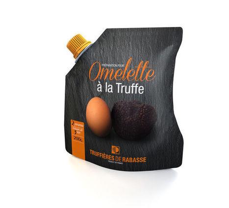 Une omelette à la truffe avec les Truffières de Rabasse | Truffes L&Co | Scoop.it