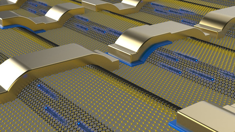 New Form of Graphene Should Finally Make Graphene Electronics Possible | 21st Century Innovative Technologies and Developments as also discoveries, curiosity ( insolite)... | Scoop.it