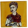 Frida Ceramic Tile in Yellow