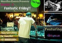 DJ Blaque Feat Friday Night Live At Geoffrey's, Pub Events | Bangalore Party Guide | Nightlife Events | Scoop.it