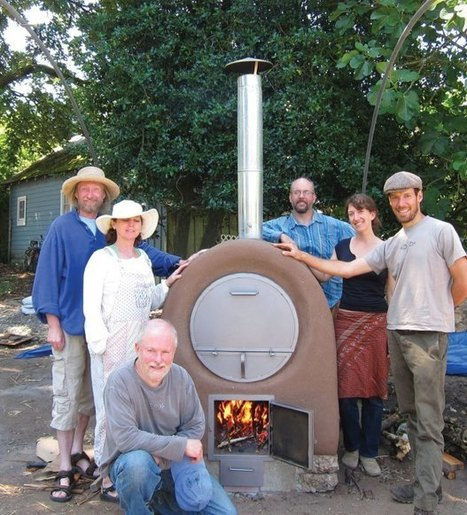 New Project: Build the Perfect Backyard Wood-Fired Pizza Oven | Photography | Scoop.it