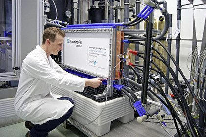 Breakthrough in Electricity Storage: New Large and Powerful Redox Flow Battery | ZeitNews | leapmind | Scoop.it