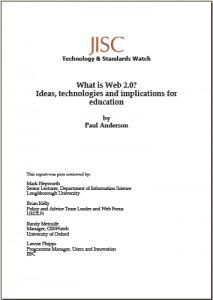 Implicaciones de la Web 2.0 en la Educación   Universo Abierto   Inserción de TIC en Formación Inicial Docente   Scoop.it   e-learning y aprendizaje para toda la vida   Scoop.it
