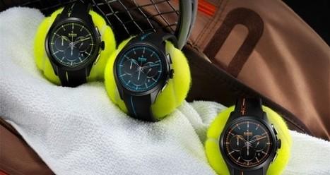 Los relojes y el tenis, Rado Hydrochrome Court - Vozpopuli | Tenis99 | Scoop.it