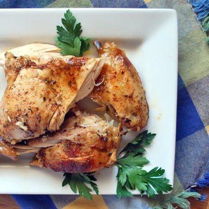 #HEALTHYRECIPE - Slow Cooker Roast Chicken & Potatoes | Health and well-being | Scoop.it